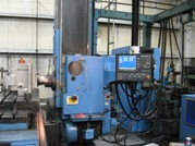 picture of retrofitted Devlieg 4K60 boring mill